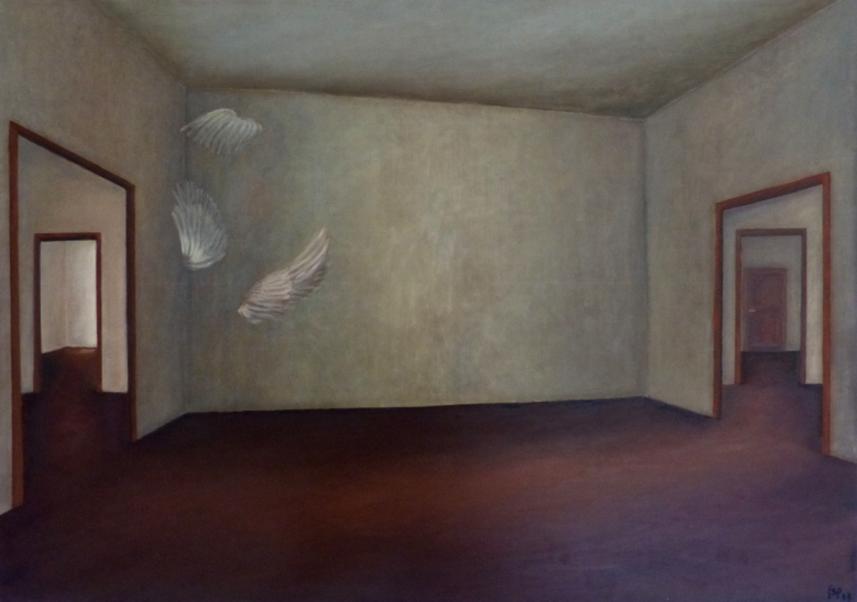 Fernanda Steiner-Pulimeno - 100x70 cm